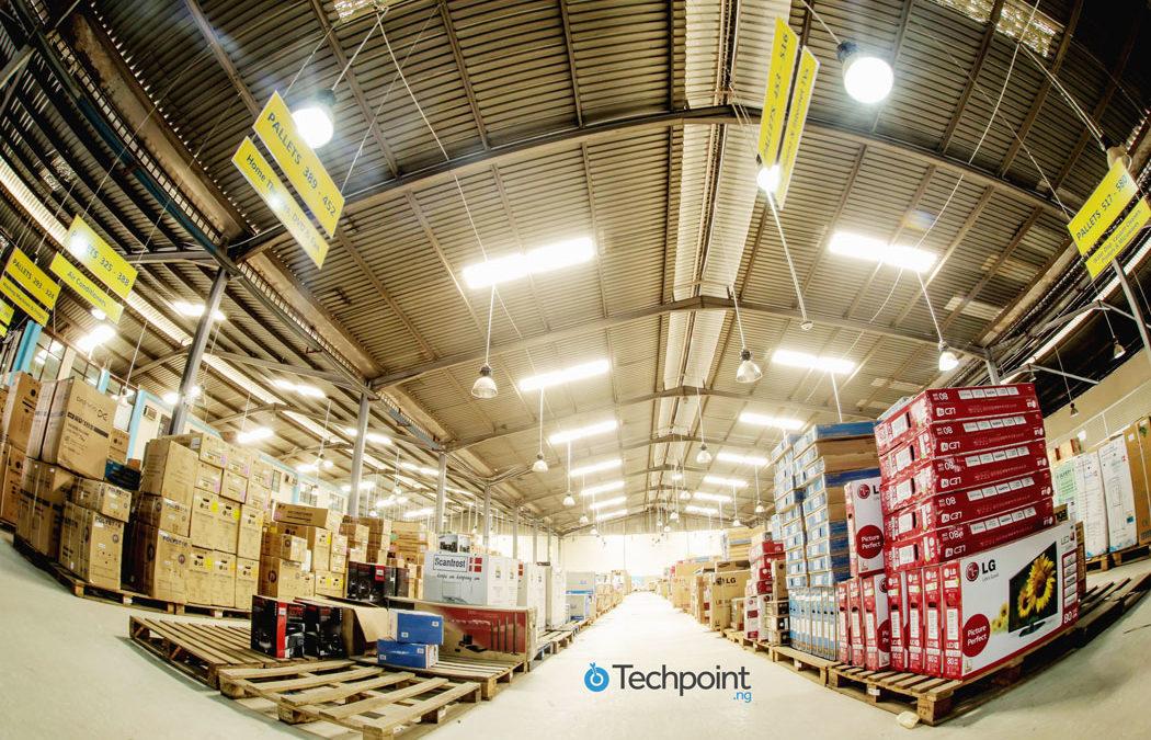 A sneak peek at Konga's 120,000 sqft warehouse [PHOTOS]