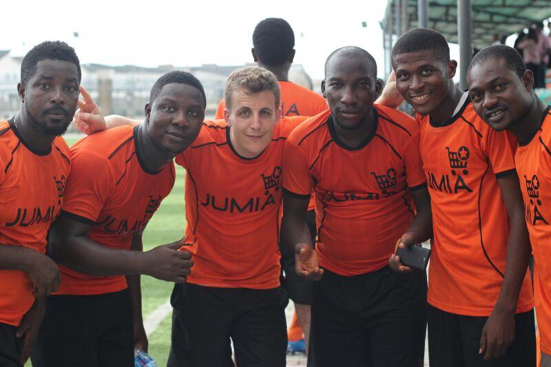 Of Jumia, Konga And The Truppr Tech Football Tourney