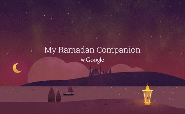 Google Launches 'My Ramadan Companion' web app