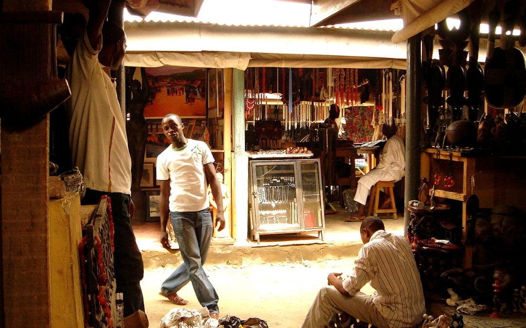 Nigeria is Africa's 2nd most attractive retail market