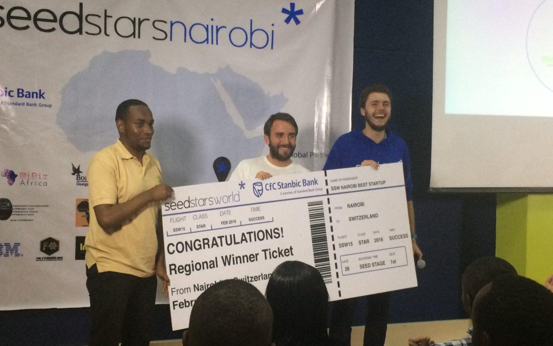 Illuminum wins Nairobi Seedstars finals
