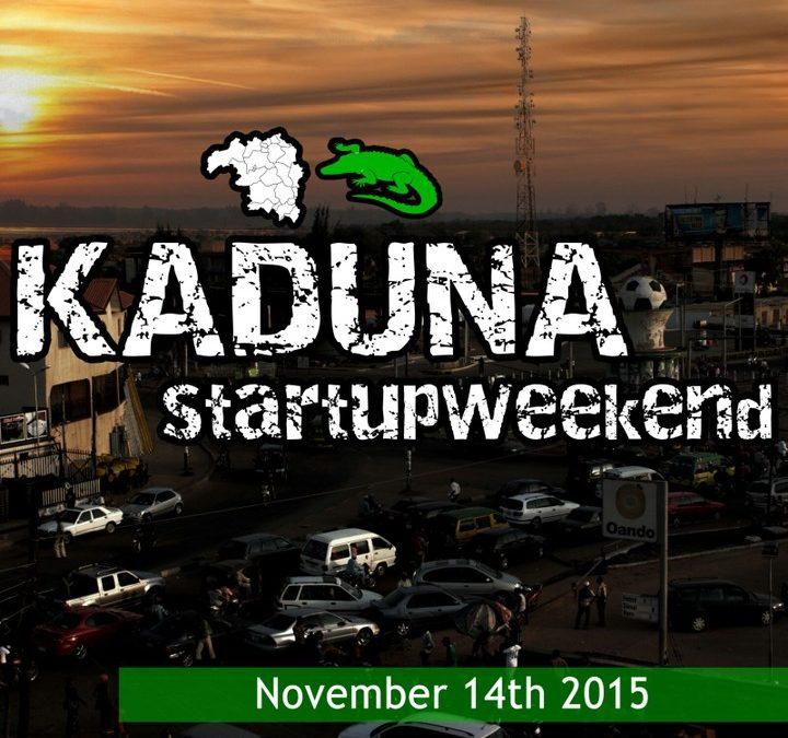 Be part of Kaduna Startup Weekend 2015, register now