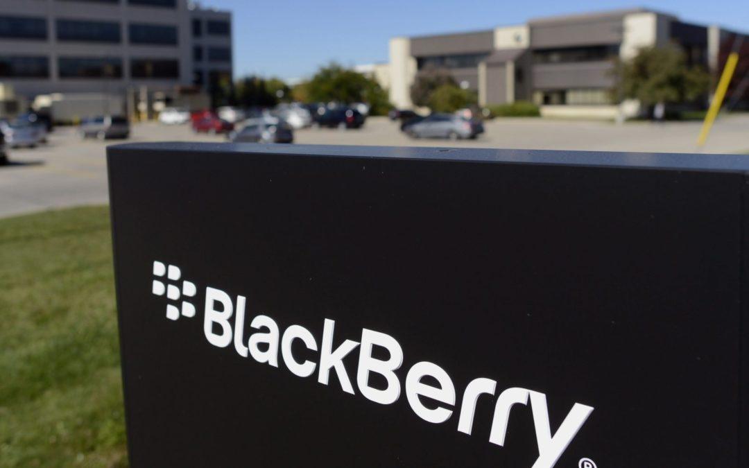 Blackberry may stop making smartphones in 2016