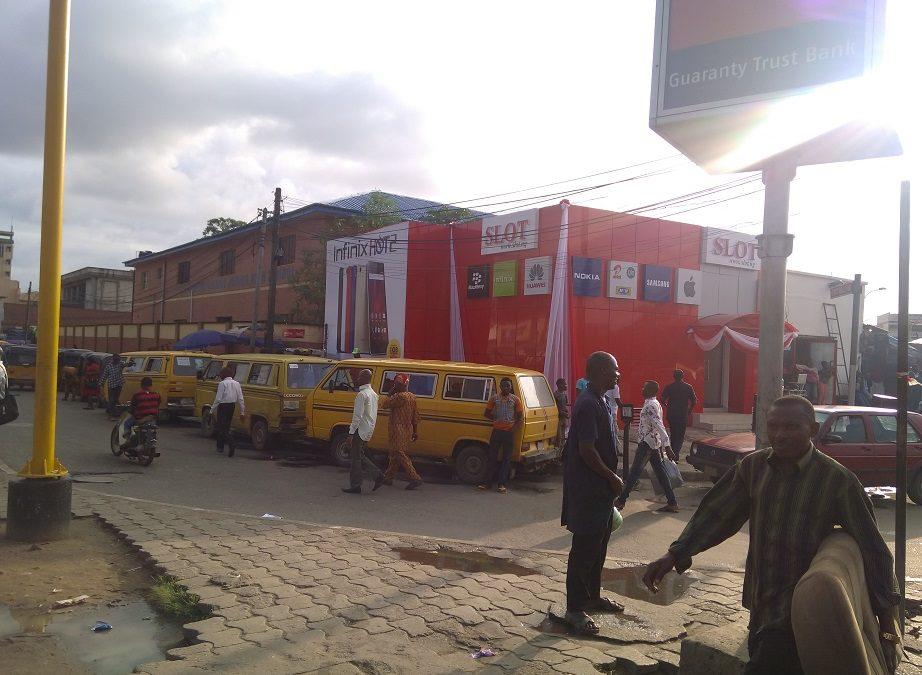 Breaking: SLOT opens shop in Sabo, Yaba