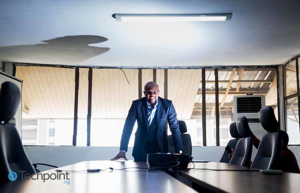 My mum raided her retirement account to fund my company – Femi Akinde