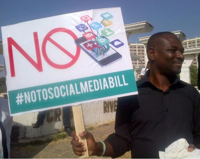 Rights Groups urge Nigeria to drop Social Media gag bill