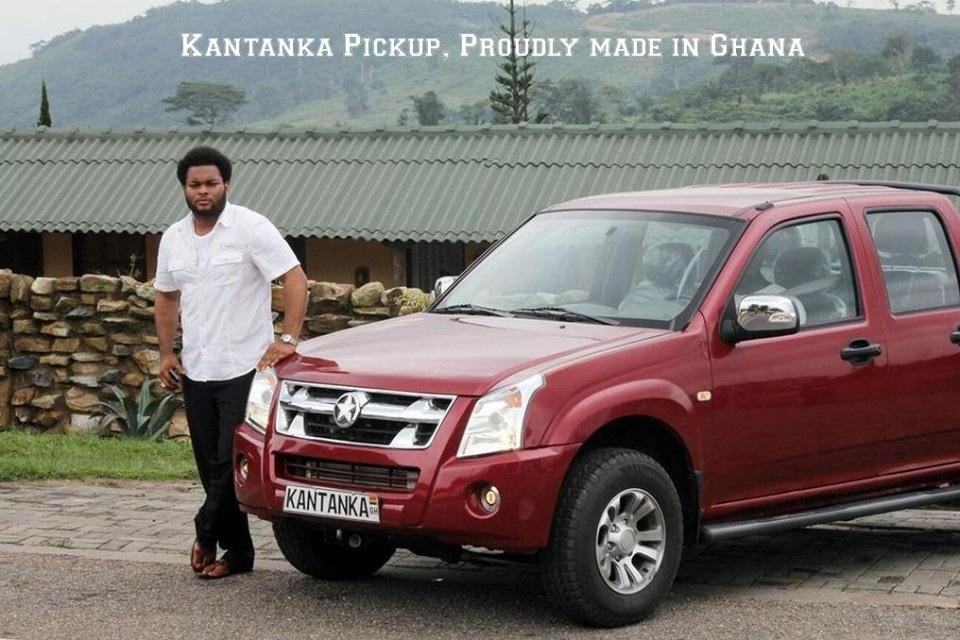 Katanka Automobiles launches Made in Ghana cars