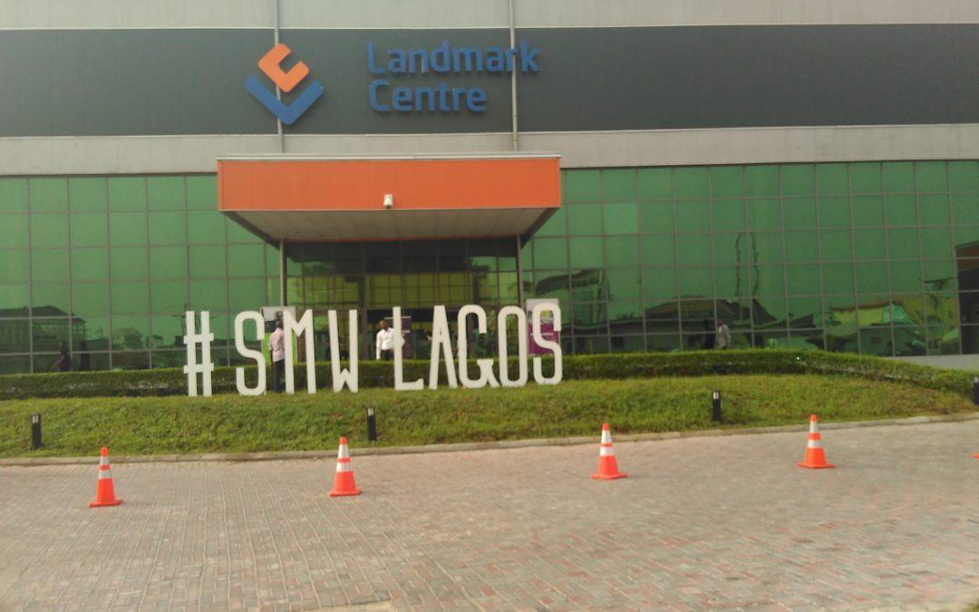The diary of a Social Media Week Lagos experience