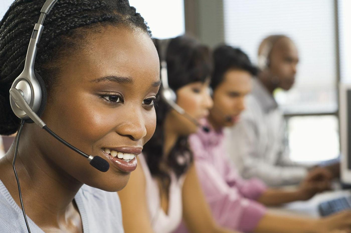 Customer care job