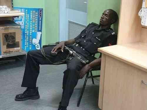 Nigeria Police website crashes under pressure of recruitment exercise