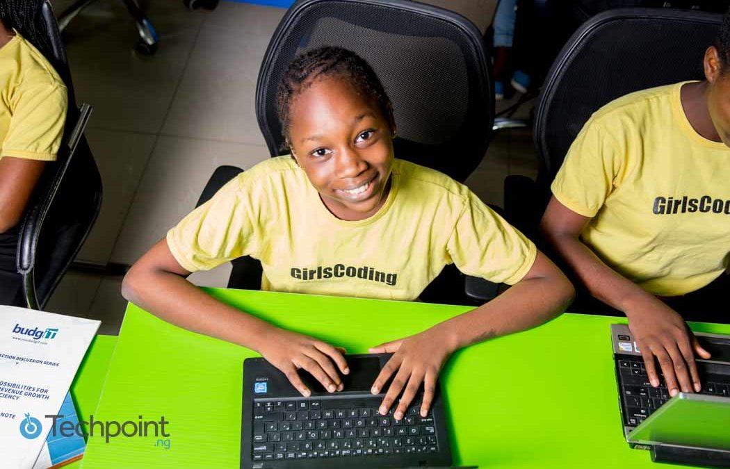 GirlsCoding is teaching young girls in Makoko slums to code