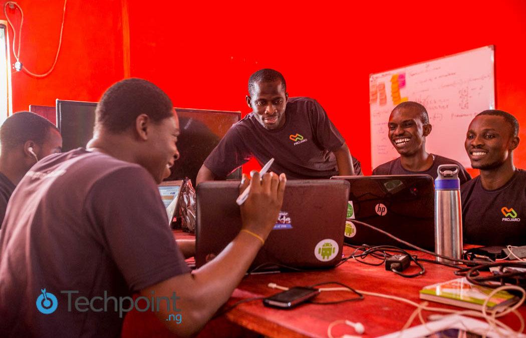 How Projaro is bridging the software engineer skills gap in Abuja