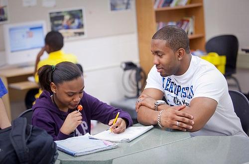 PrepClass tutor, Olamide Adeleke