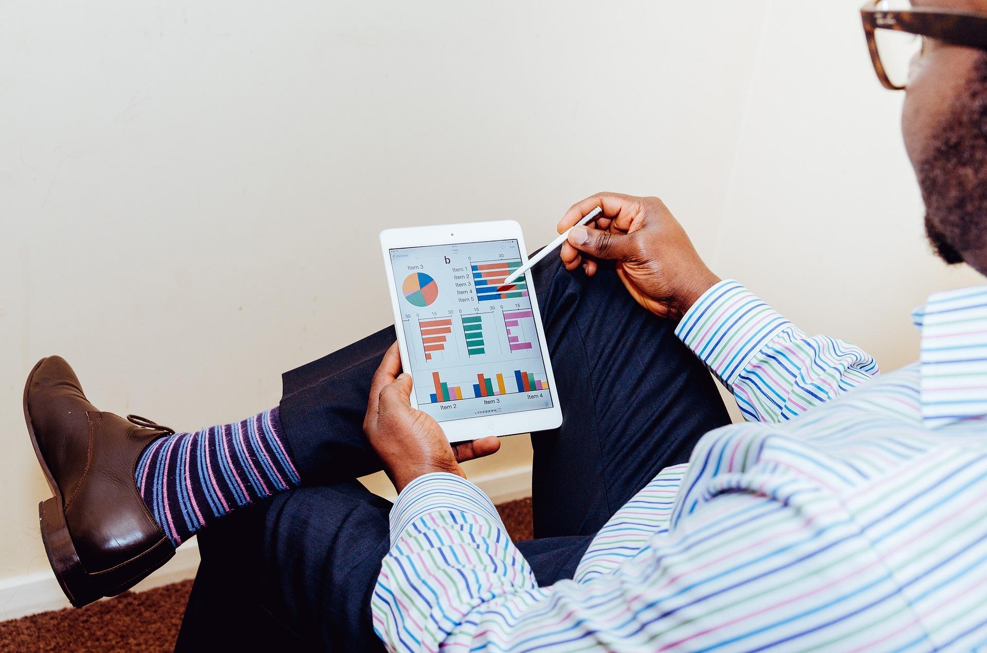 Entrepreneur tracking KPIs