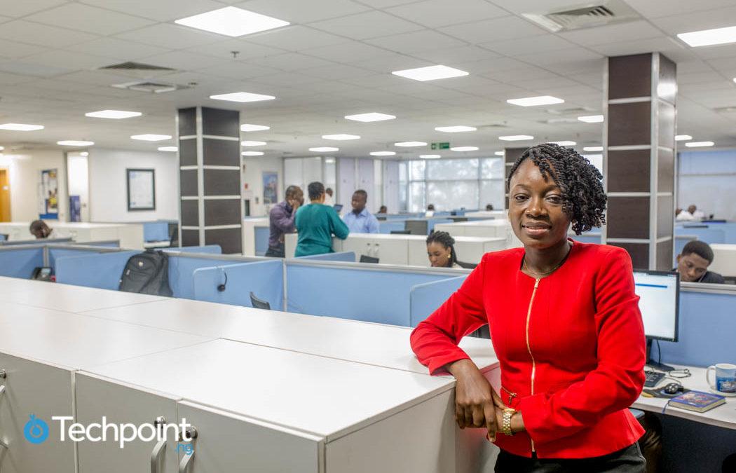 Meet Oluwatoyin Abegunde, the wonder woman leading GE's Sub-Saharan Africa sales team