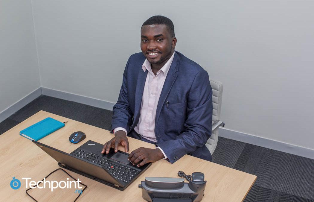 Meet Joseph Sam, a young technology management professional at IBM
