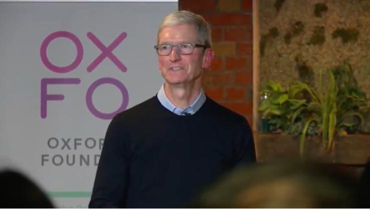 Global LinkUP: Tim Cook has solid advice for entrepreneurs on VCs