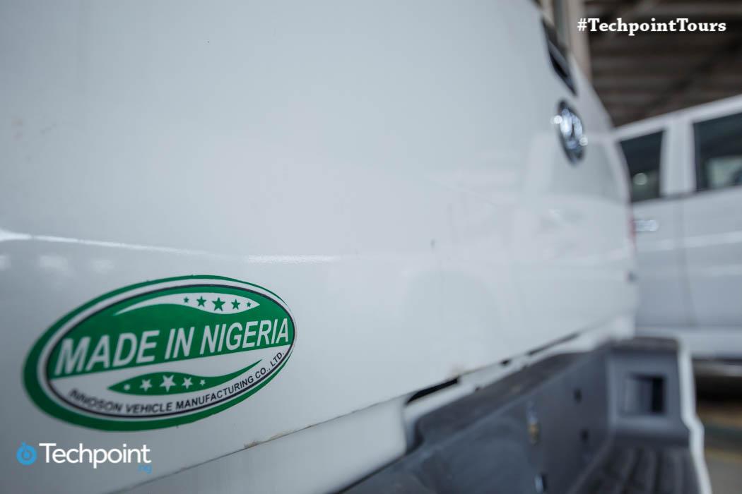 innoson made in nigeria