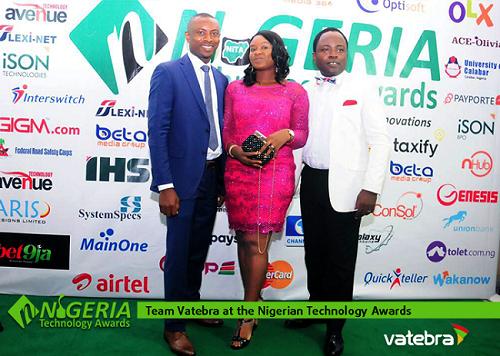 NiTA – Vatebra wins tech company of the year 2nd year running