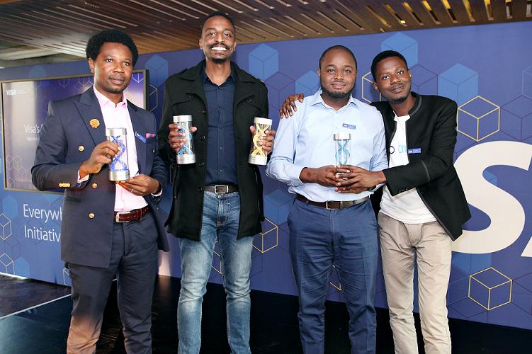 2 Nigerian and 1 Kenyan startup emerge winners of Visa Everywhere Initiative