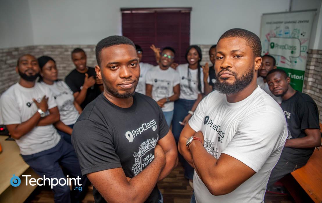 PrepClass founders