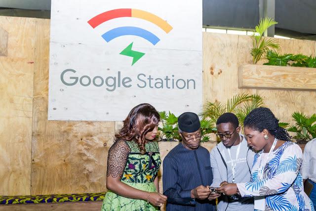 Google Station launch