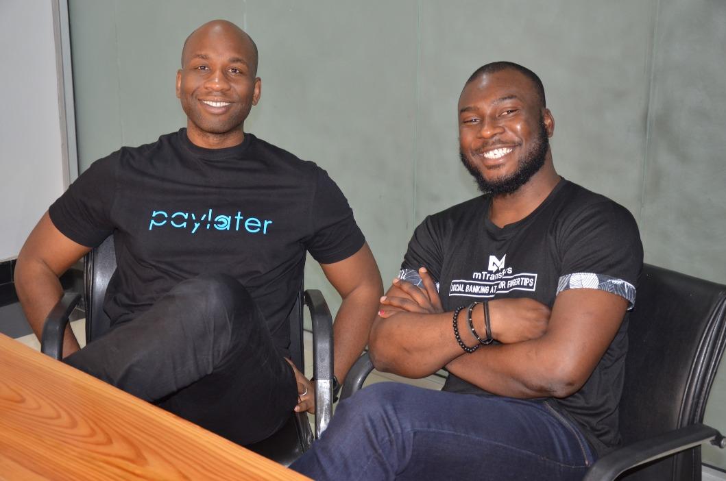 Chijioke Dozie and Maxwell Obi Paylater 1