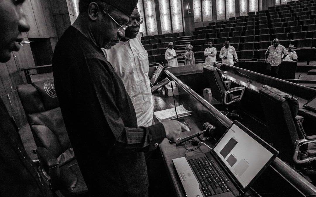 4 factors hindering Nigeria from fully adopting e-governance, according to Nigerian Internet Exchange boss, Muhammed Rudman