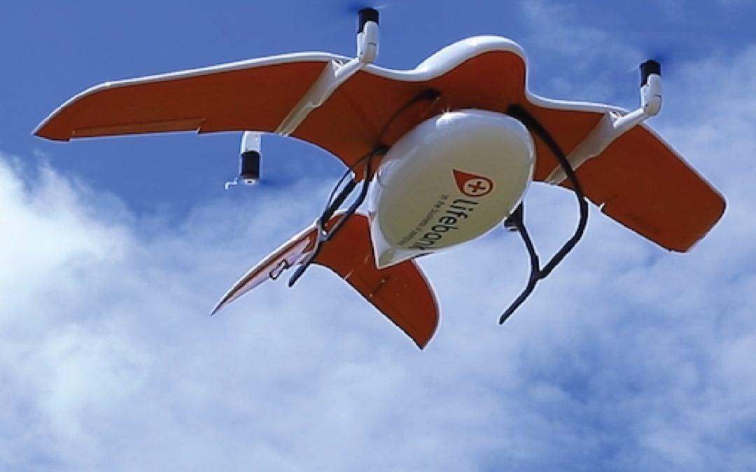 Nigerian-based medical logistics startup, LifeBank commences drone delivery