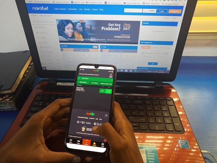 The philosophy of the Nigerian online bettor