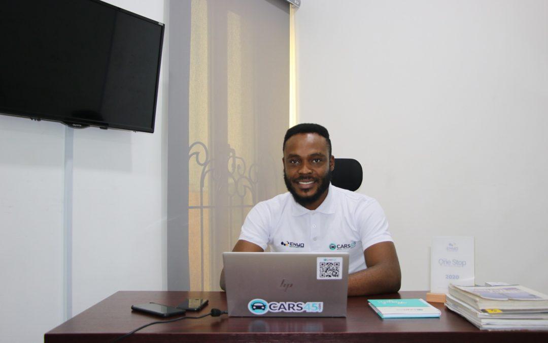 How I Work: John Egwu VP, Supply Chain at Cars45