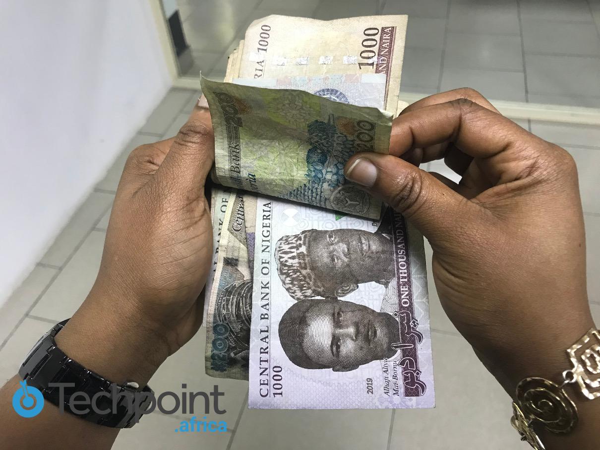 cash or cashless