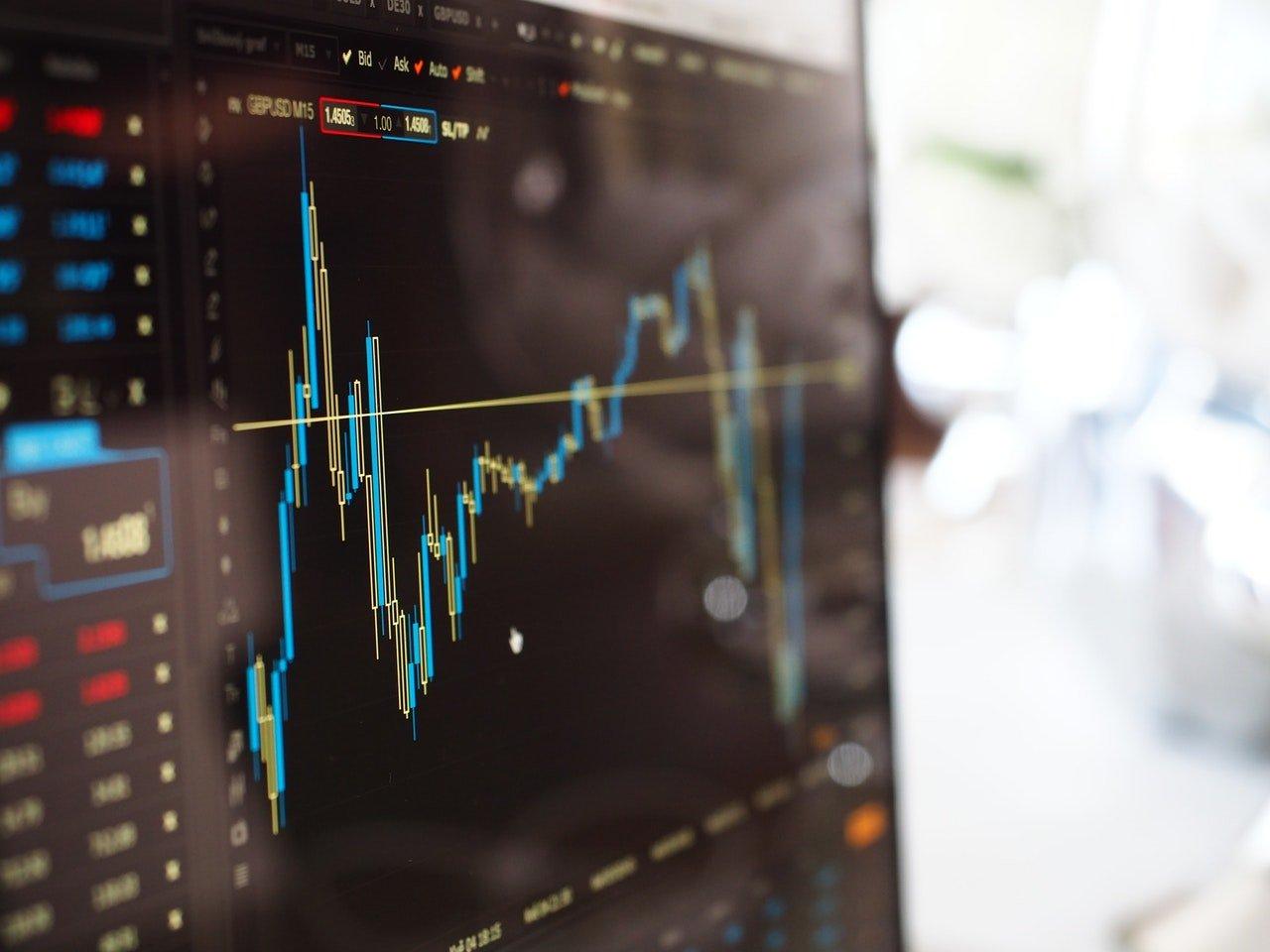 stock market tech