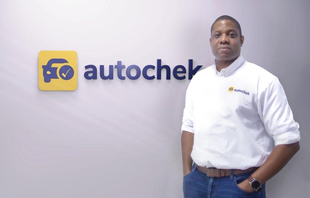 Etop Ikpe Autochek CEO