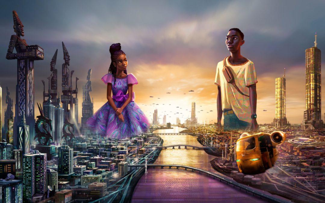 Disney partners Africa's Kugali Media for animated series set in Lagos, Nigeria