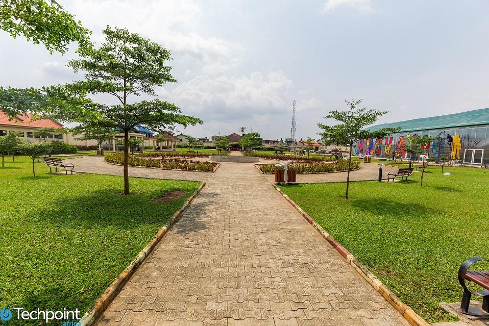 Alimosho park