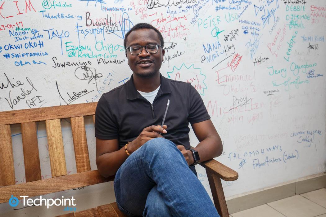 Babatunde Fashola, software developer at Twitter
