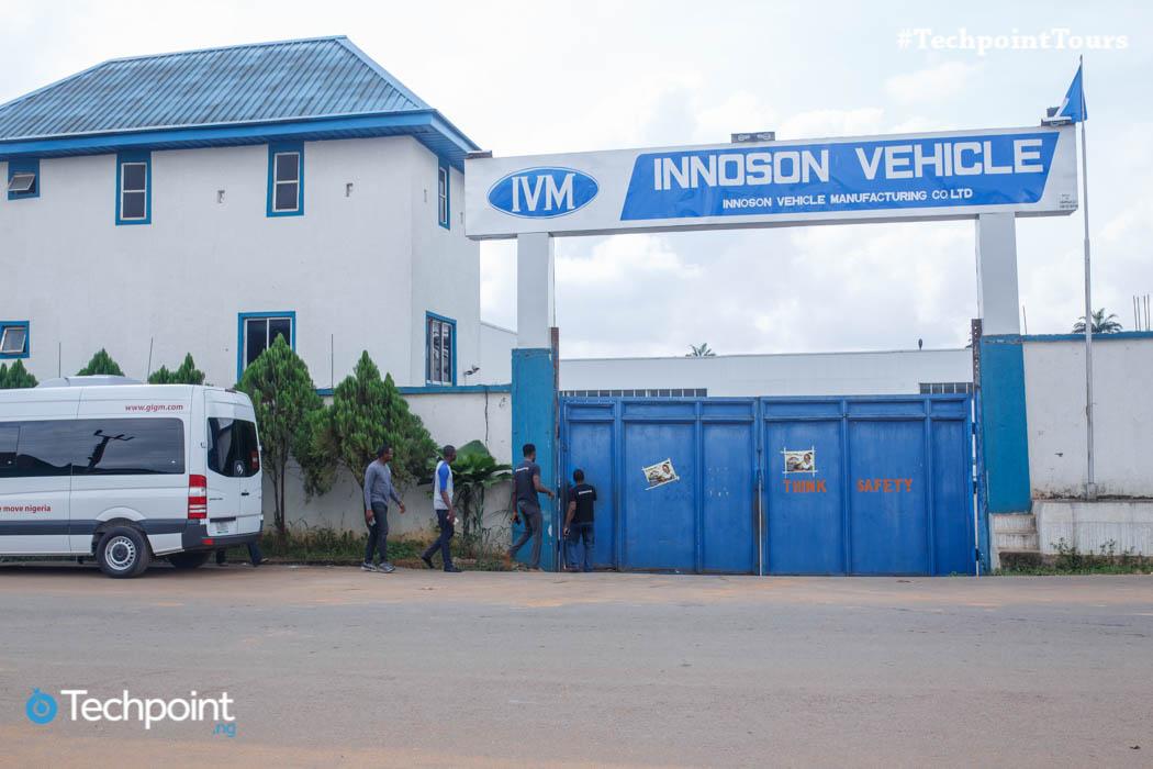 Innoson Vehicle Manufacturing IVM 84