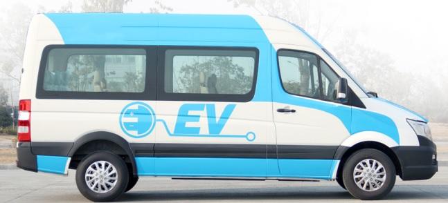 JET EV prototype