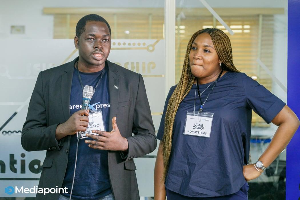 Jumia with Andre iguodala day 3 224