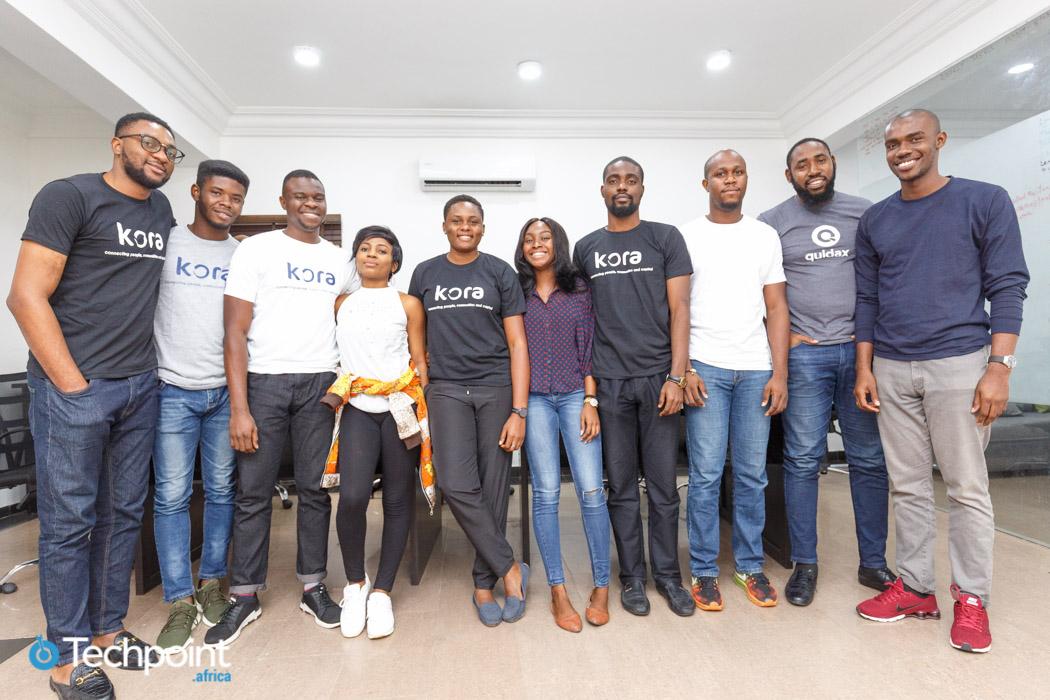 Kora network team
