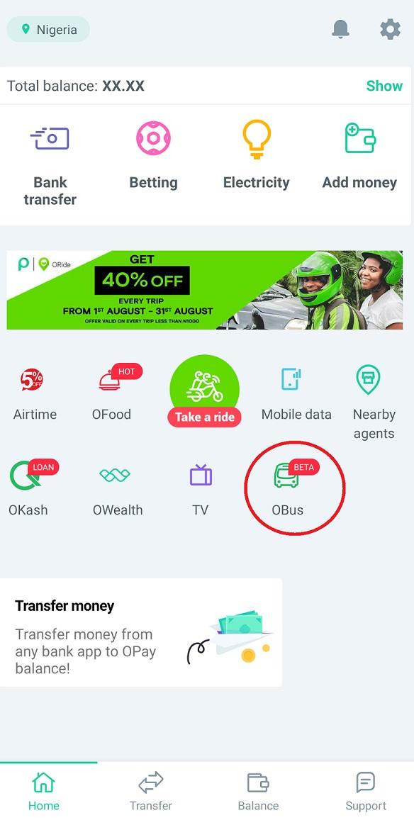 Opay app2