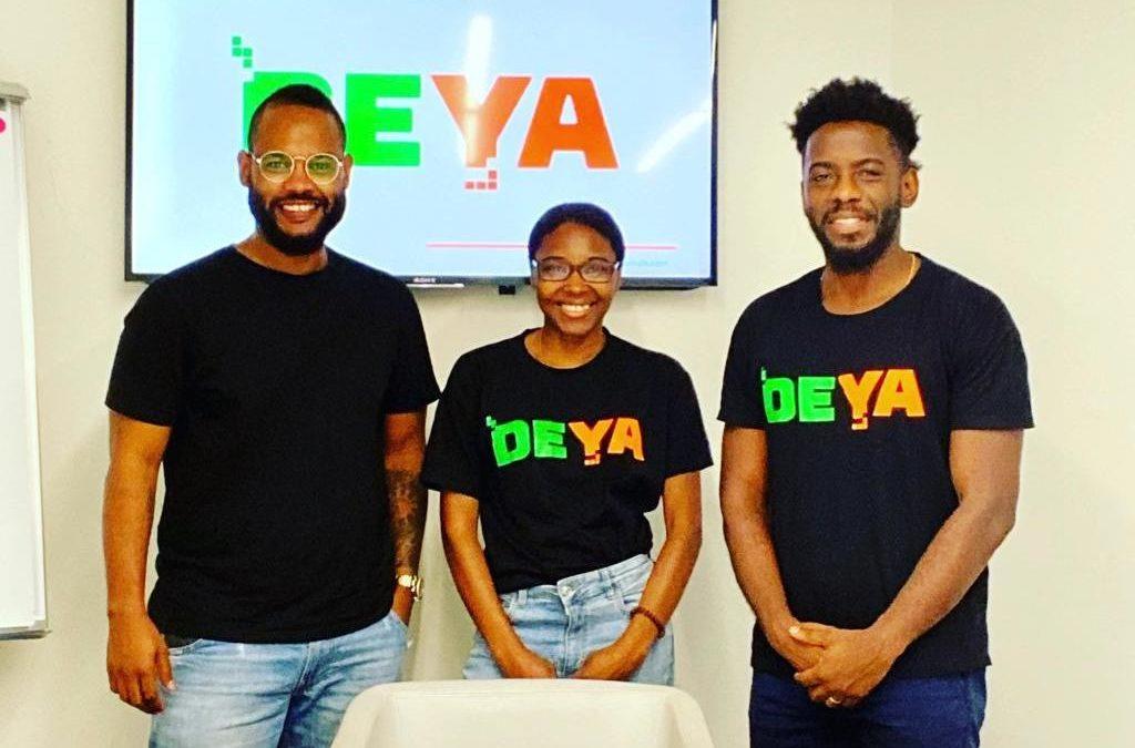 Google's media innovation fund, Open Banking in Nigeria, Angolan crowdfunding startup, Deya's pre-seed