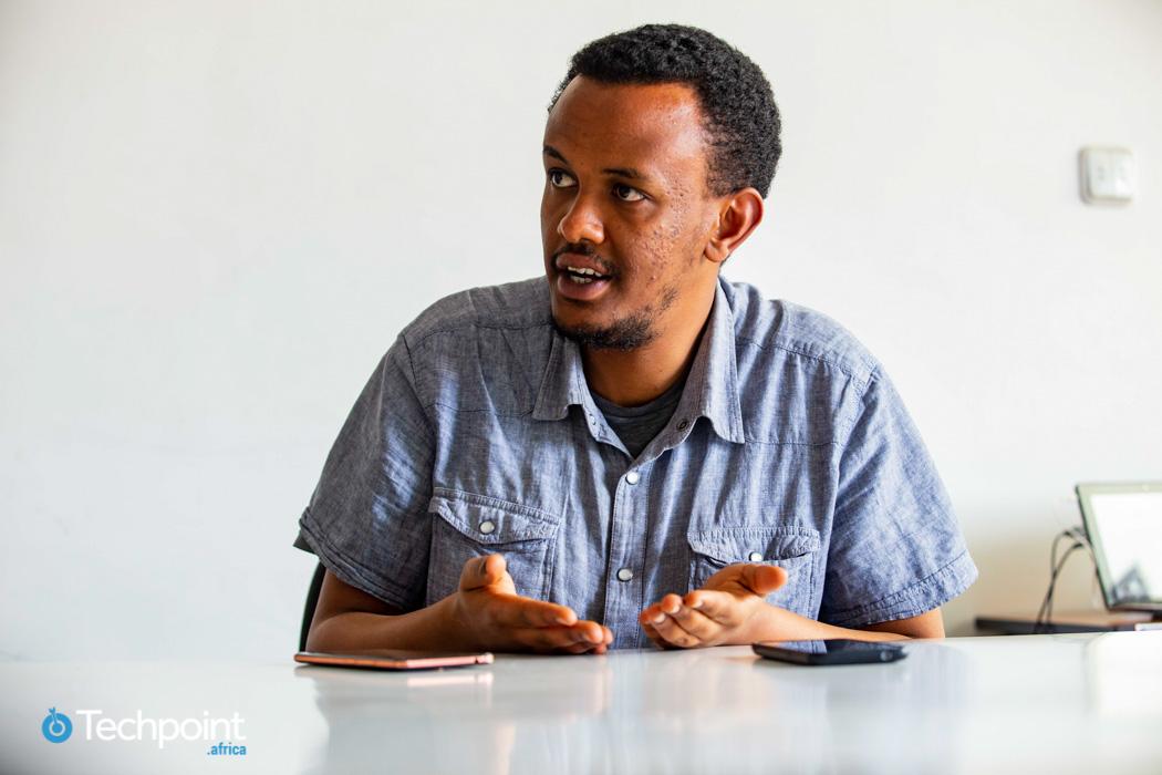 Temesgen Feseha Wude 50 Lomi founder