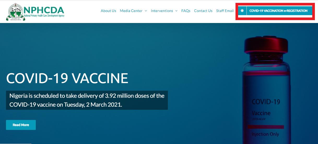 Vaccine reg