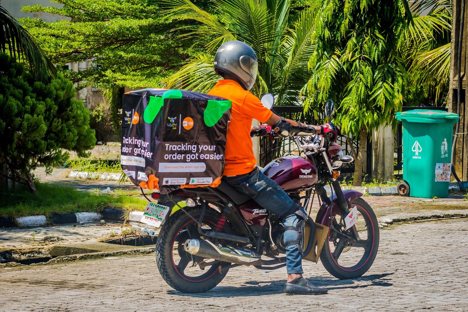 WAeY Delivery Bike