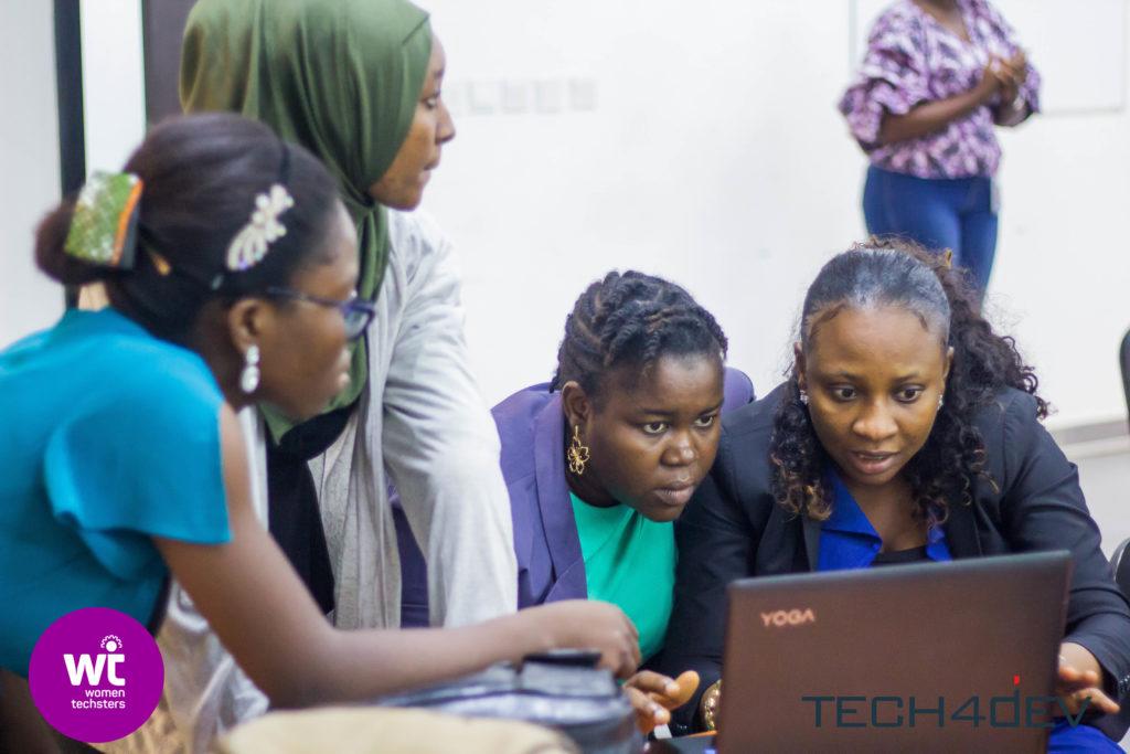 Women Techsters 1