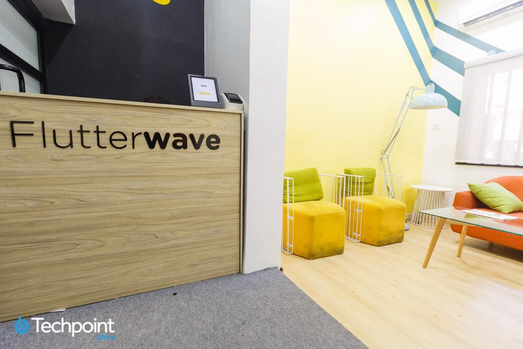 Flutterwave office reception