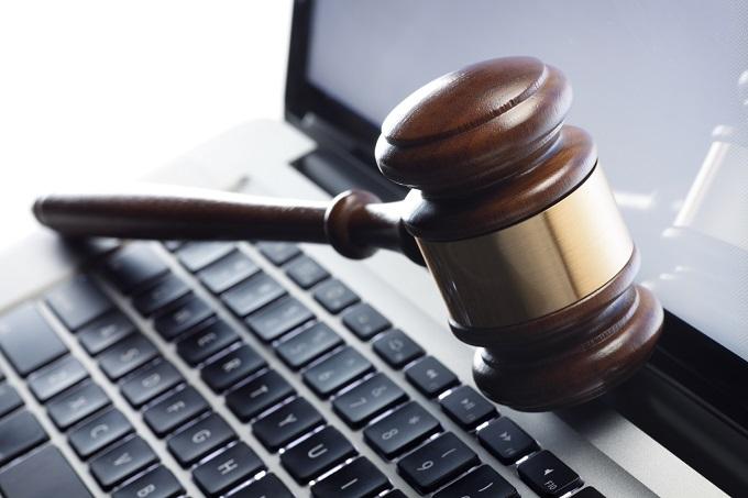 law technology legal tech computer laptop