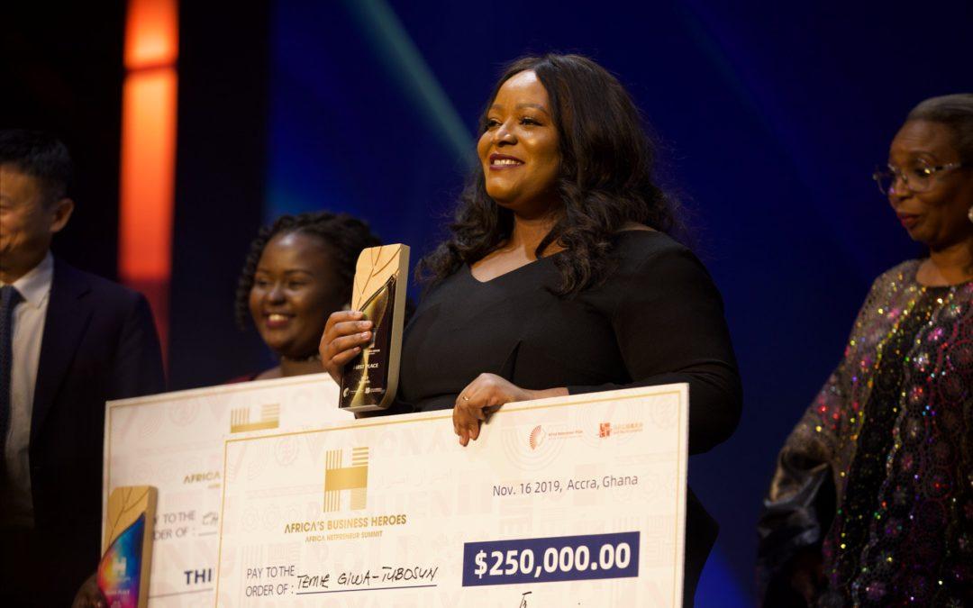 Nigeria's LifeBank wins $250,000 from a Jack Ma Foundation initiative
